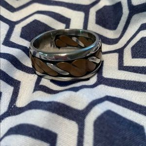 Size 10 men's ring! It was custom made!